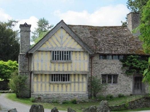 średniowieczny dom