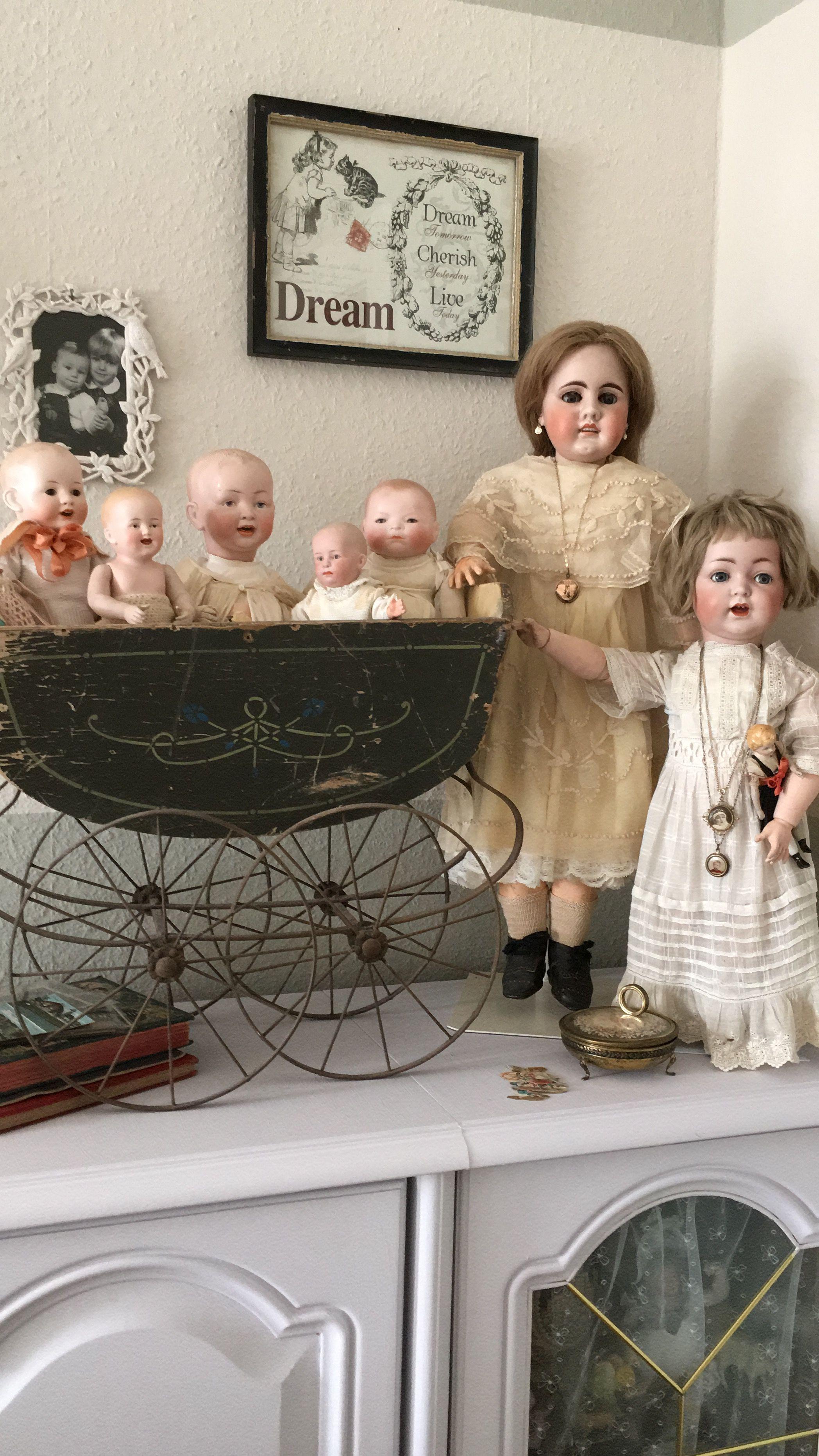kolekcja lalek