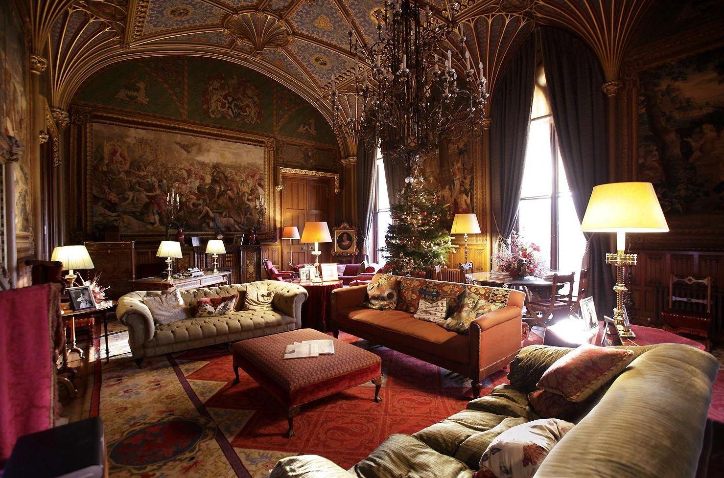 królewskie pokoje
